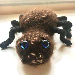 little legs crochet sea creature Medium-Big head Octopus