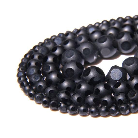 Smoky Quartz Round Beads 6mm Brown 10 Pcs Gemstones DIY Jewellery Making Crafts