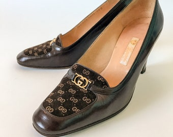 69d2f9d46000 Vintage GUCCI Shoes