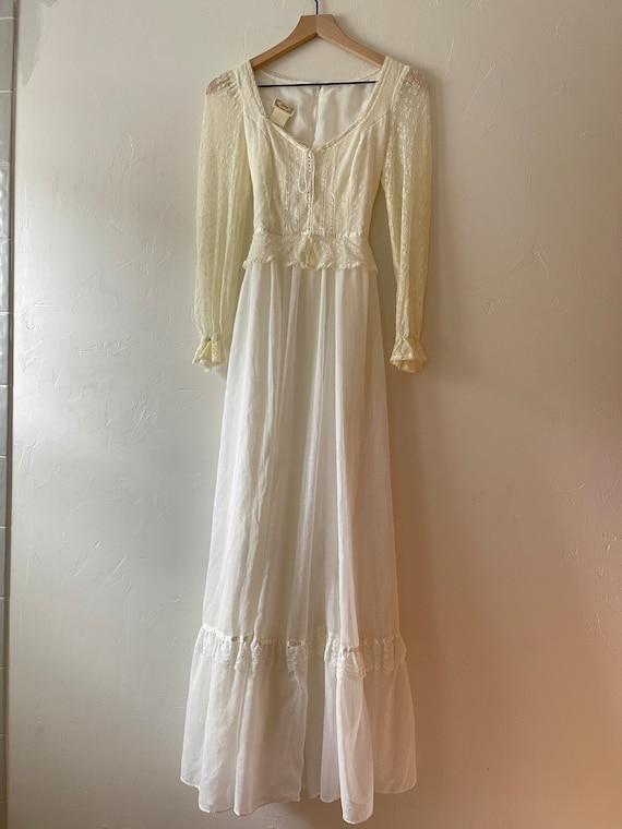 1970s Gunne Sax Dress - image 9