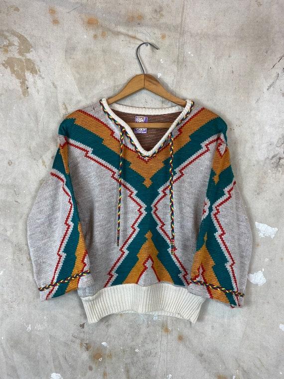 1970s Offspring by Trisha Sayad Sweater