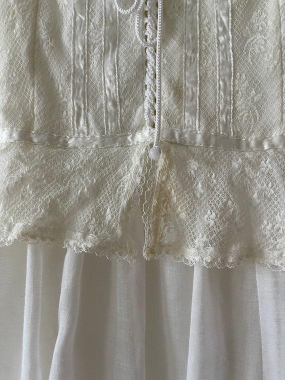 1970s Gunne Sax Dress - image 5