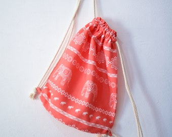 Pink Mandala Backpack