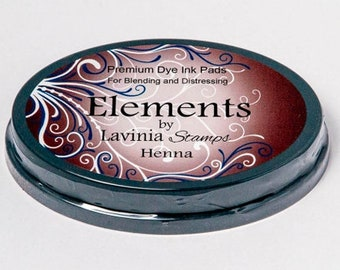 Henna Elements Ink Pad by Lavinia Stamps