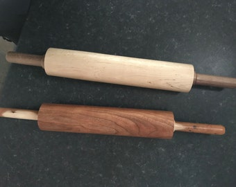 Hand made Solid Wooden Rolling Pins