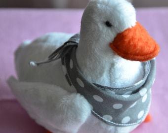 Goose Puppet Etsy