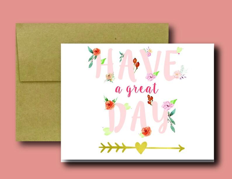 Pack of 10 Blank Notecards In 2 Designs Blank Inside Greeting Card Packs