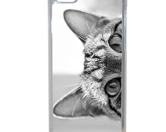 Hard Case Design Grey Cat Eyes For Apple Iphone 6 Plus - 6s Plus