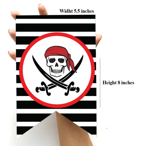 3/' x 2/' HAVE A NICE DAY MATEY FLAG Black and Yellow Smiley Face Pirate Party