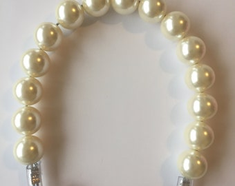 Creme Colored Pearls!!