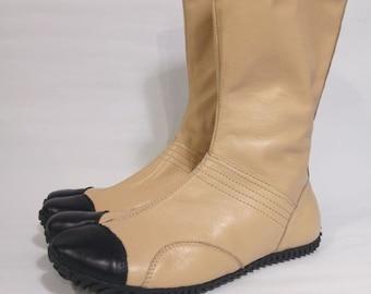 Tabi, japan shoe, shoes for perfomance, luxury shoe