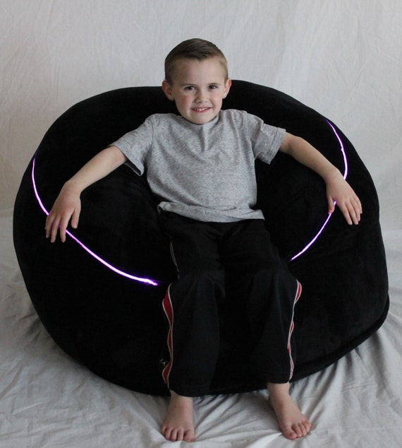 Autism Bean Bag Chair Cover NOT FILLED with Lights great ...