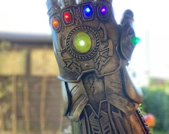 Infinity Gauntlet Etsy