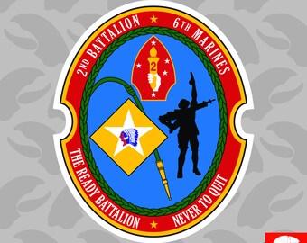 2nd battalion | Etsy