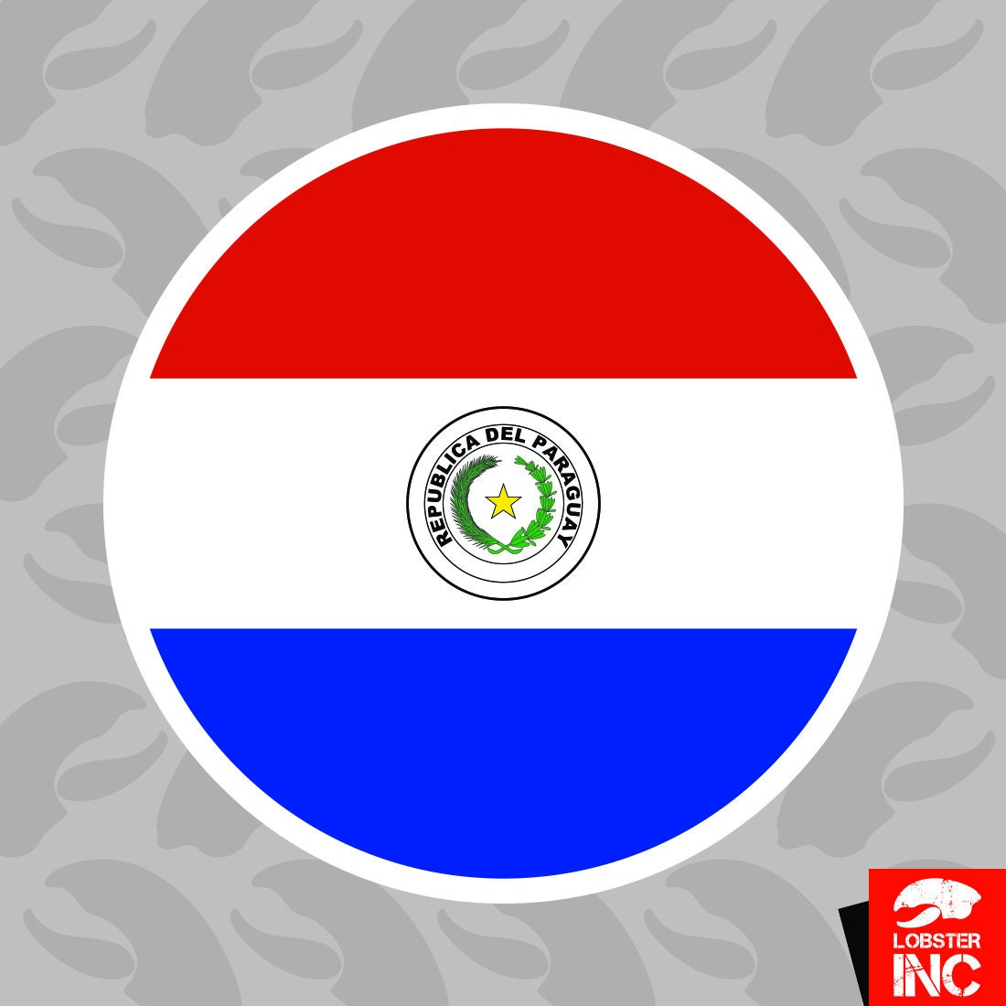 New Jersey Flag Sticker Decal Vinyl state new jerseyan NJ