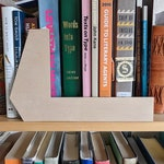 Custom Library Genre Divider