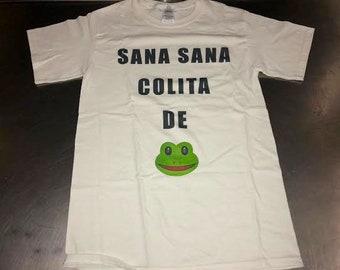 Men's Sana Sana Colita De Rana T-Shirt