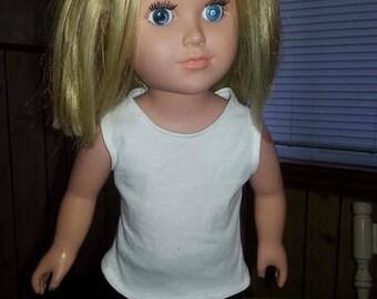 18 Inch Doll Tank Top