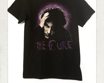 41e862c65 The Cure Robert Smith T Shirt