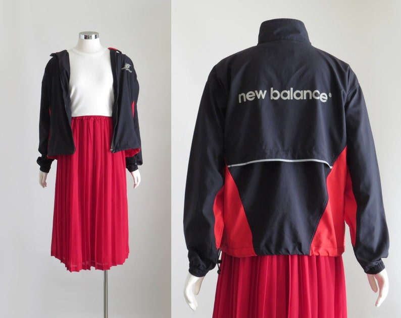 Mecánicamente Nueve Oponerse a  New Balance Jacket Womens Training Jacket Y2K Clothing | Etsy