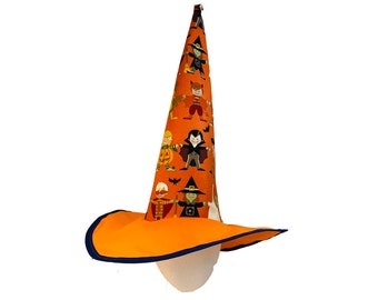 Kids Boo Witch Hat #2