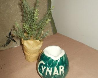 Ashtray vintage Cynar