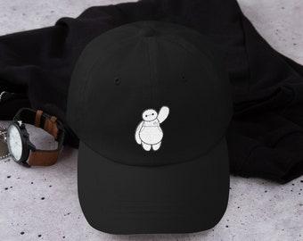 24637ec24f4 Baymax Dad hat