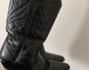 Vintage kids cowboy boots (6)