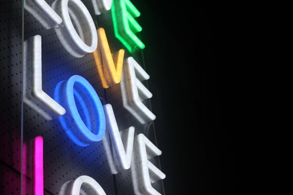 Custom Made Neon Sign for Wedding, Home, Event, Decor, Backdrop or Gift