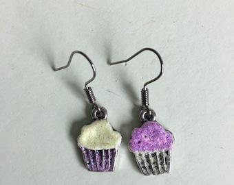 Cupcake Glow earrings