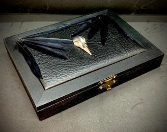 Rogue Themed Dice Box