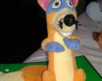 8c25abdc9ad TY Swiped The Cartoon Fox (Dora The Explorer)