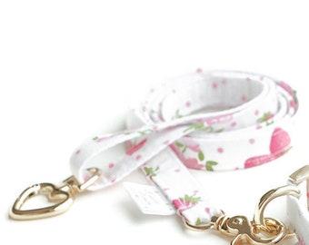 """Dog Leash """"Pinkalicious"""""""