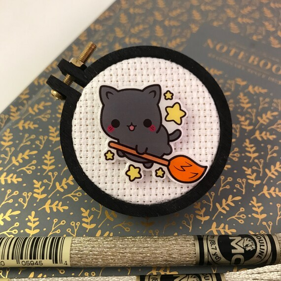 Witchy chat Needleminder