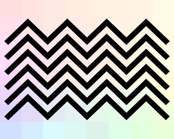 Chevron SVG Chevron Pattern Cricut SVG Chevron Dxf Zig Zag Etsy Cool Cheveron Pattern
