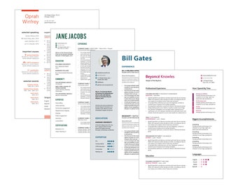 3-Pack of Revisions to Custom Resume Writing