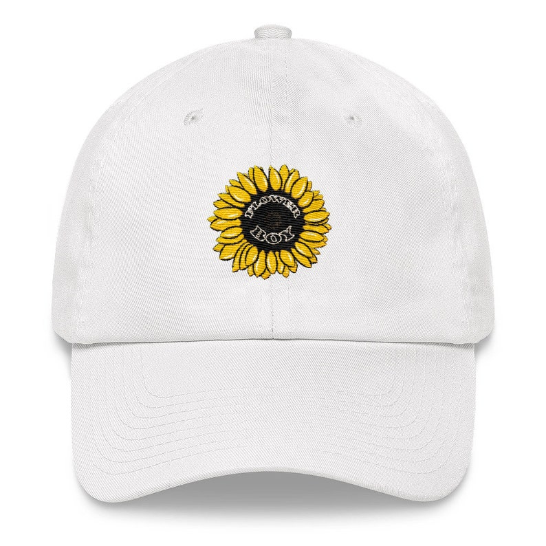 b7c0ee782c9 Tyler the Creator FLOWER BOY Dad Hat