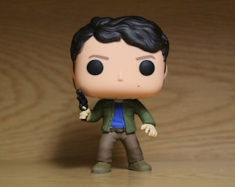 Thomas inspired by The Maze Runner, Scorch Trials, The Death Cure Custom figure