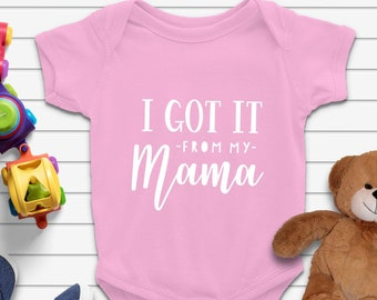 I LOVE MY NANNA Baby SleepSuit Romper 0-18months