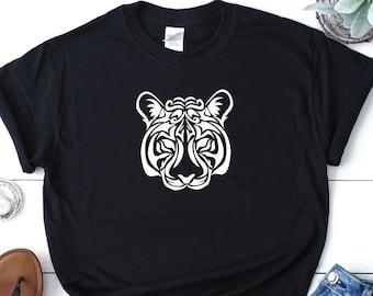 bbd63e96aa723 Tiger t shirt | Etsy