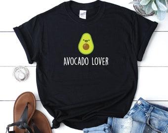 eba0f60966 Women's Black Shirt, Avocado T Shirt, Avocado Shirts, Vegan Shirt, Funny  Vegan Shirt, Women's Vegan Shirt, Ladies Vegan Shirt, Avocado Shirt