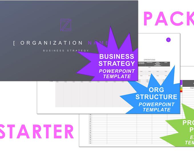 Business Planning   STARTER PACK!