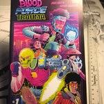 Blood Force Trauma Preview Zine