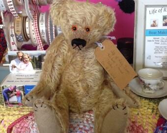 Luxury Mohair Bear