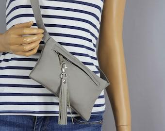 Belt Bag, Leather Pouch, Mini bag, Leather Waist Bag, Leather Fanny Pack, Hip Bag, Fanny Pack Leather, Fanny Pack, Leather Woman Bag