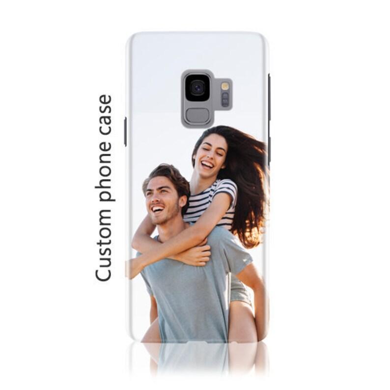 buy popular 11a37 f2be2 Custom Samsung Galaxy S9 case Samsung S8 case custom photo case  personalized Galaxy S7 case Galaxy S6 case S5 Back cover
