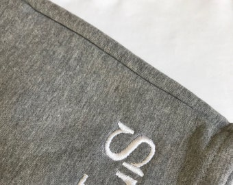 Tracksuit Grey childrens hooded tracksuit and joggers