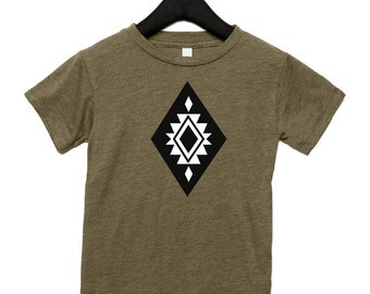 Toddler/ Baby Aztec Tee