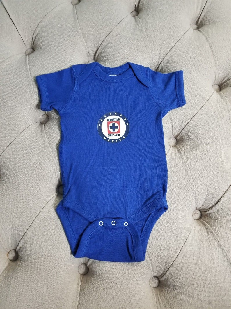 abc416ed006 Soccer-International Clubs New Club Deportivo Cruz Azul newborn shirt
