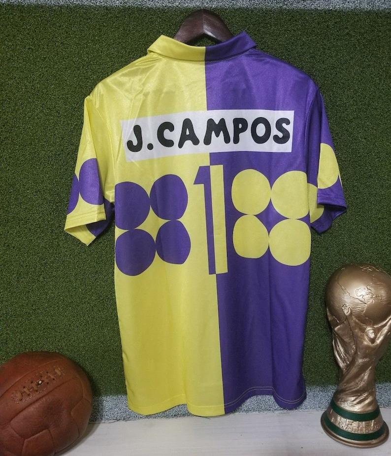 e8762b81018 Mexico 1998 Jorge Campos 1 Goalkeeper Jersey | Etsy